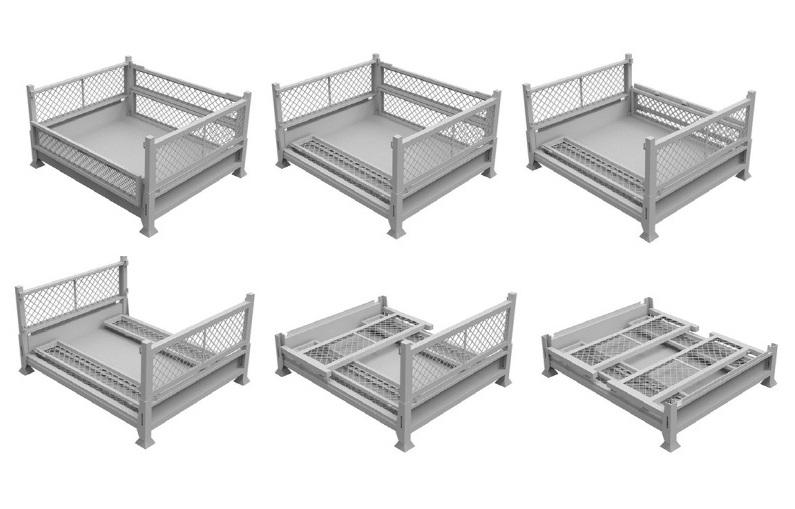Steel cases