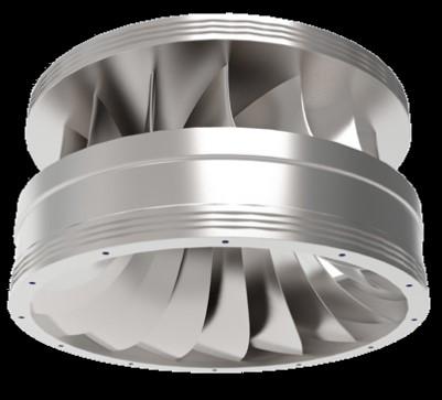 Hydro (water)turbine/Francis turbine generator