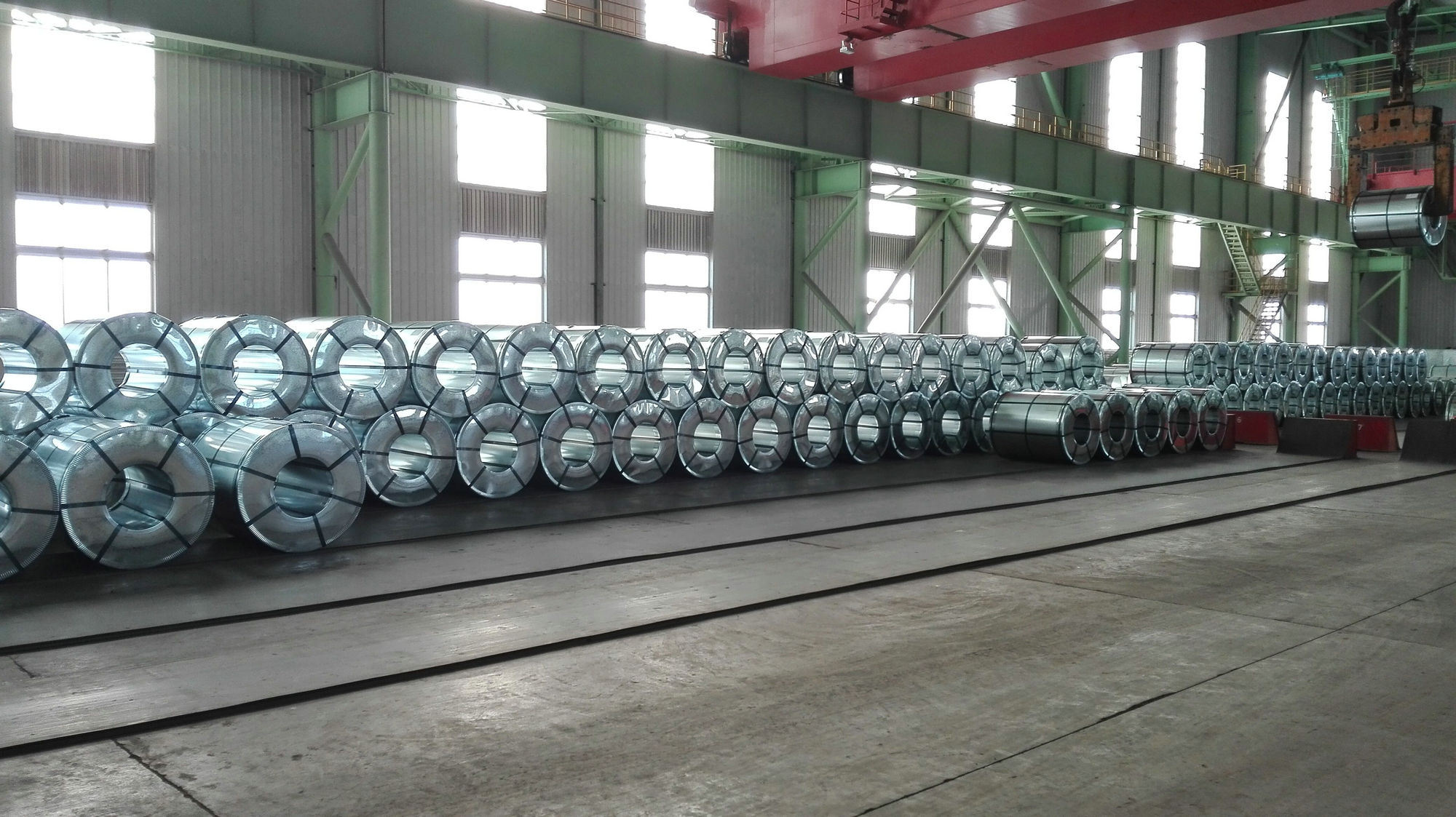 hot selling hot dipped galvanized steel coil