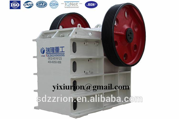 Jaw stone crusher ,stone crushing machine with large capacity