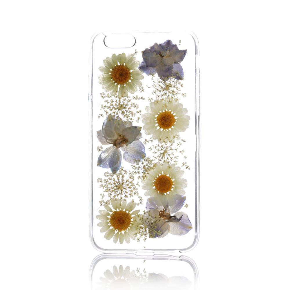Real Flower Case