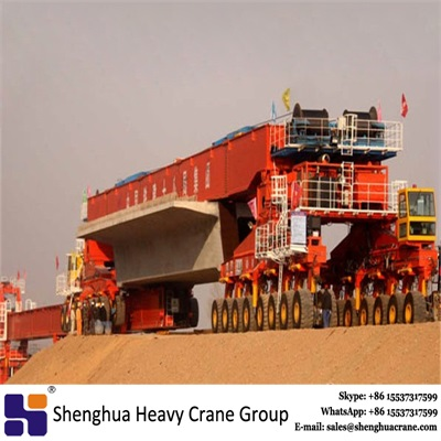 Hot selling transporting and erecting bridge crane made in China crane hometown