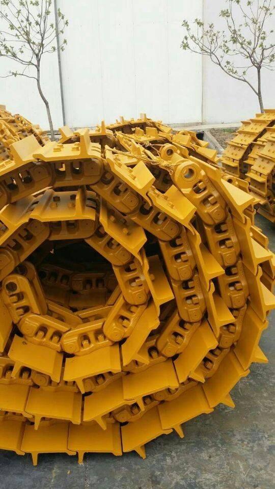 track shoe ass'y for shantui  bulldozer