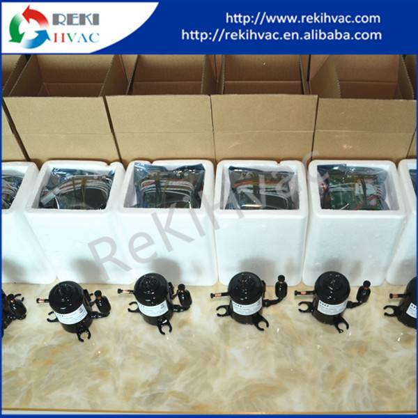 R134A 24V DC Electric Compressor Miniature Refrigeration Compressor RL18D24T