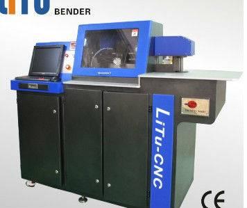 Stainless Steel CNC Letter Bender