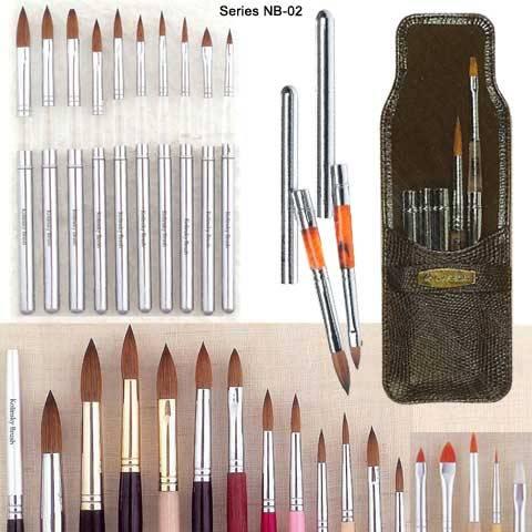 Kolinsky Sable Nail Brush, Nail Brush, Acrylic Brush