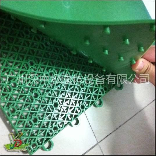 assembled sports flooring