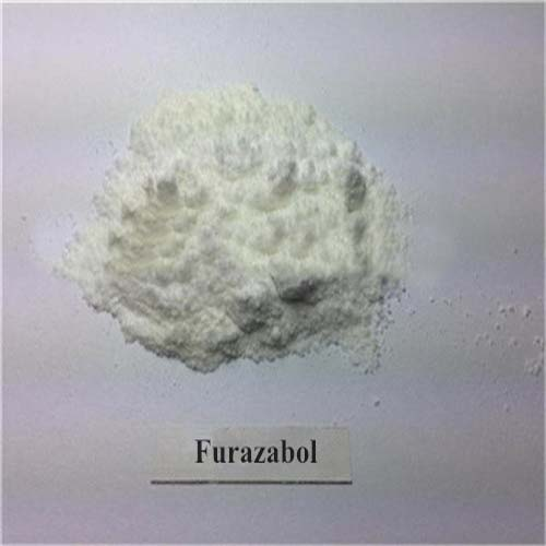 98% Purity Prohormone Steroids Furazabol Thp for Muscle Building