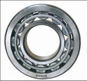NU2307E cylindrical roller bearing with Gcr15
