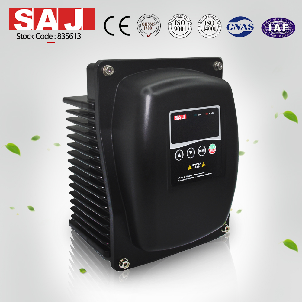SAJ High Performance Tbe Pure Sine Wave Inverter 0.37-2.2kW