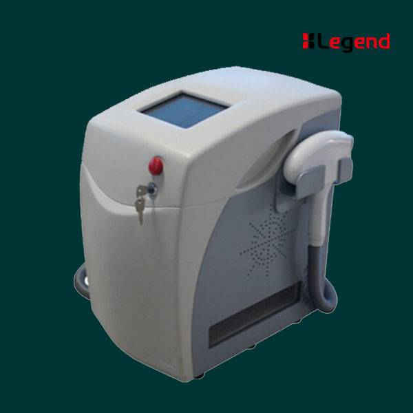 Professional portable diode laser 808nm hair removal system E-18