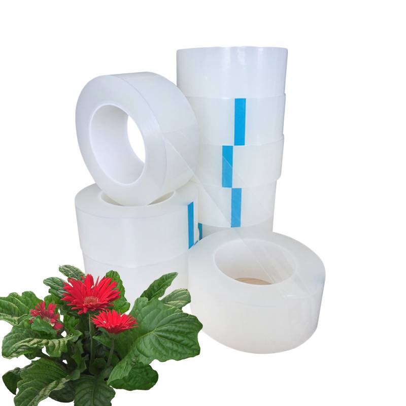 Yuanjinghe Clear PE protective Film Tape Manufacturer