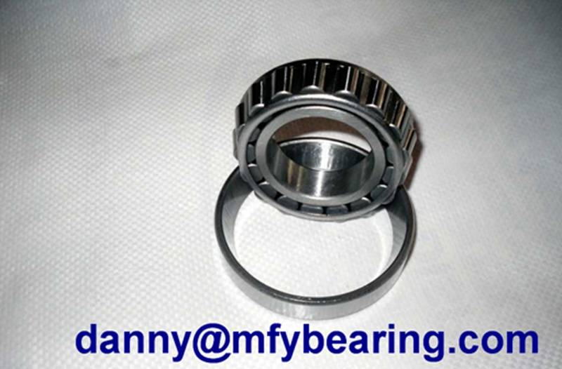 Timken 02476 Tapered Roller Bearing, Single Cone, Standard Tolerance, Straight Bore, Steel, Inch, 1.
