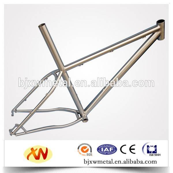 Titanium Bike Frame China