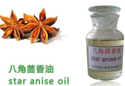 Star Aniseed Oil,Star anise oil,anise oil,food additive (Cas.8007-70-3)