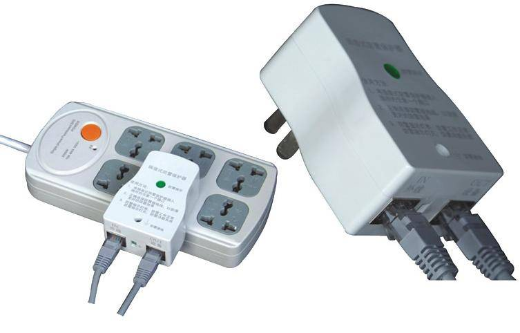 LZA-D series socket surge protection device