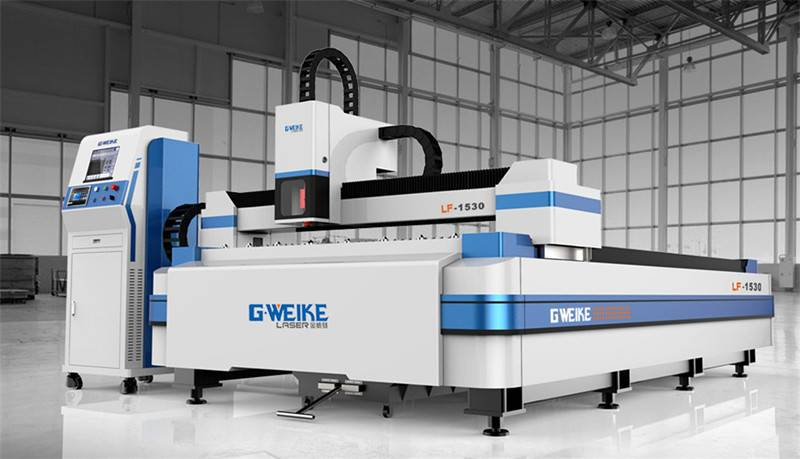hot sale GWeike fiber laser cuttting machine LF1530