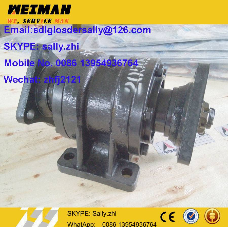 SDLG orginal center bearing holder, 2050900054 with  black colour for SDLG wheel loader LG936L