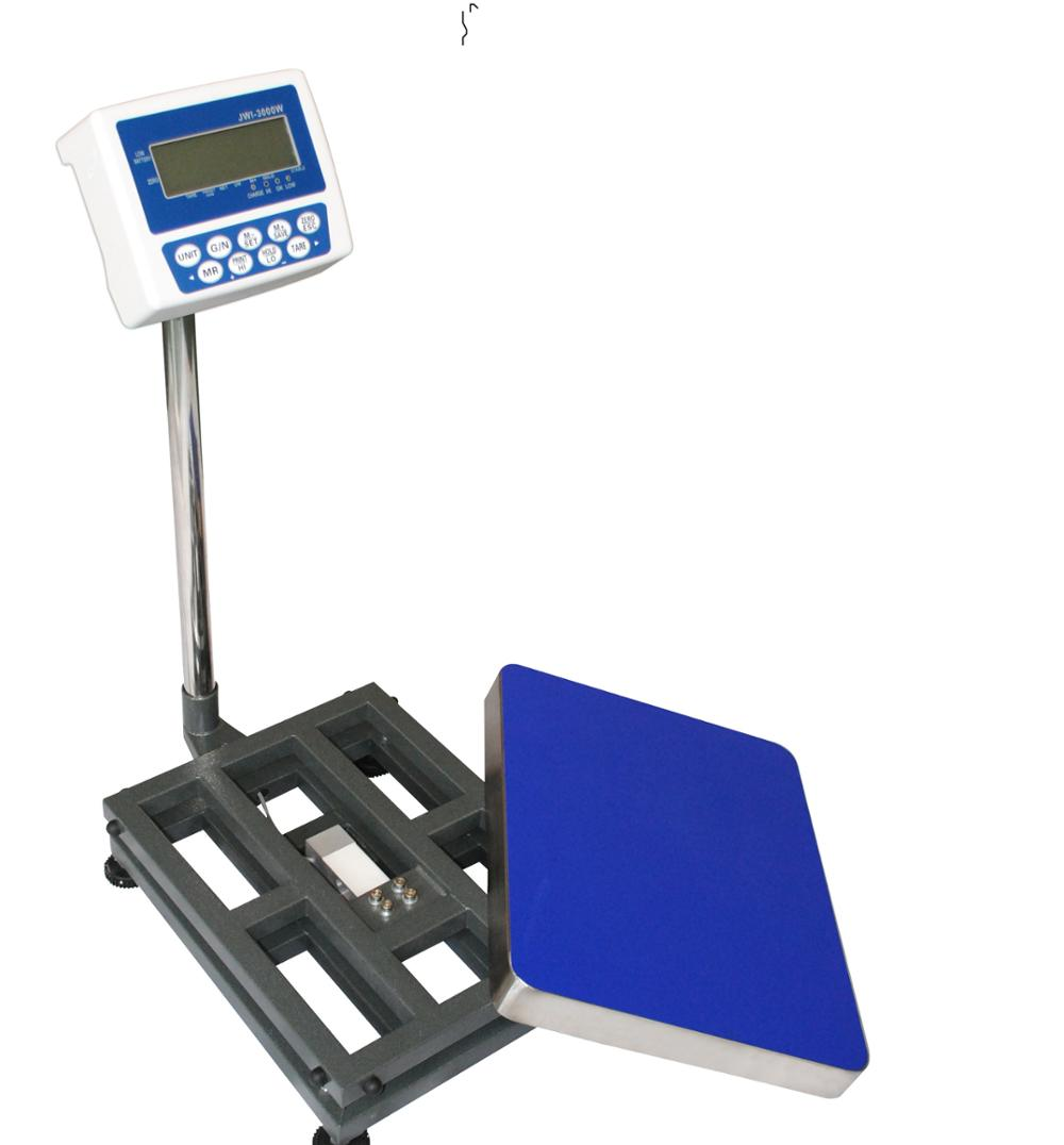 75/150/300Kg Iron Industrial Scale Business Postal Weight Platform Scale