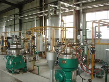 castor oil refining manufacturer with ISO,BV,CE