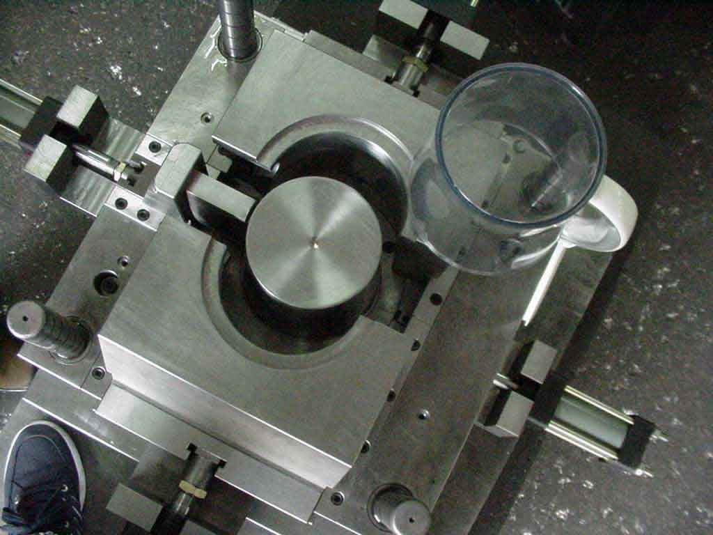 Plastic PC Mug Injection Mold