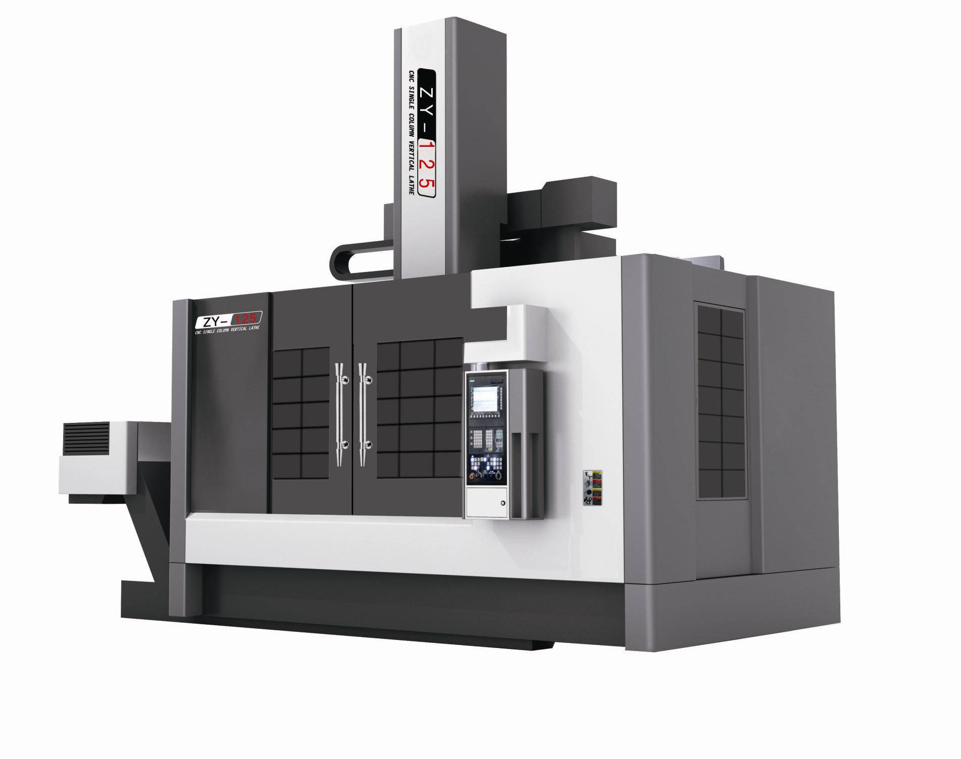 China Hot Sale Good Price High Reliable CNC Single Column High Speed Vertical Lathe Machine