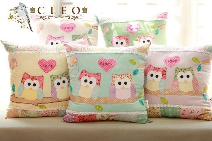 Cute Kid Pillow 44x45cm