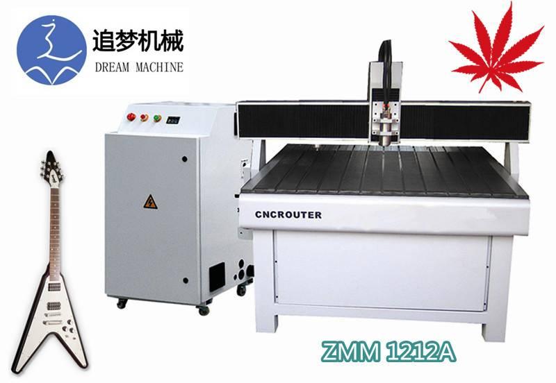 ZMM1212A Art & Craft CNC router Machine