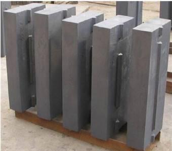 Sandvik High-Chromium Alloy Material Crusher Casting Parts