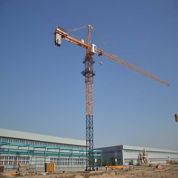 QTZ63(5610) 6ton tower crane for sale