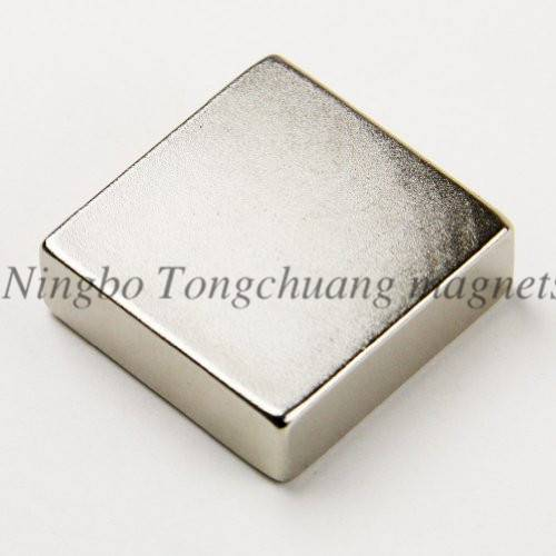 Customized Super Strong ISO9001 Certificated Neodymium Permanent Magnet