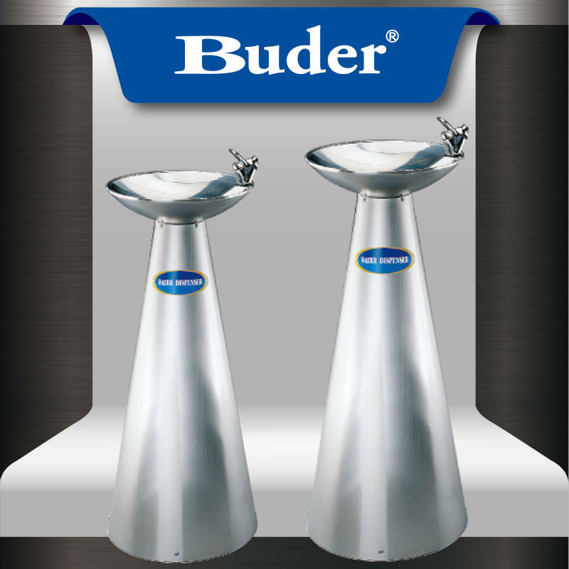 [ Taiwan Buder ] Stand stainless steel water cooler cold water drinking fountains