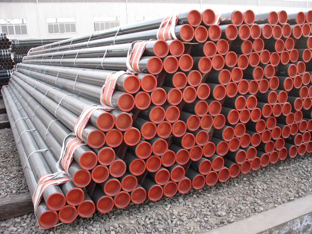 carbon steel pipe ASTM/ASME A333 GR6/GR3