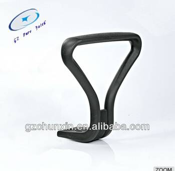hydraulic barber chair parts pp chair armrest PP-067