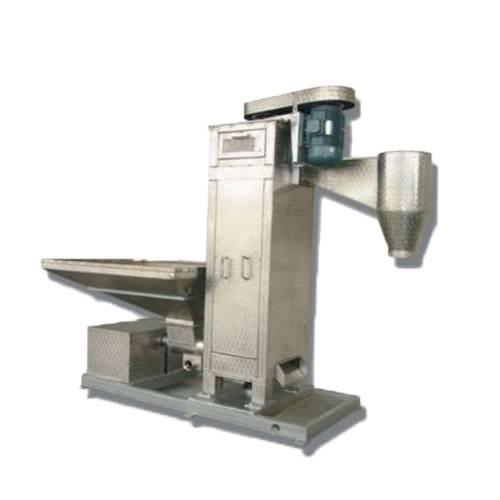 Square Vertical Plastic Centrifugal Dewatering Screw Press Machine