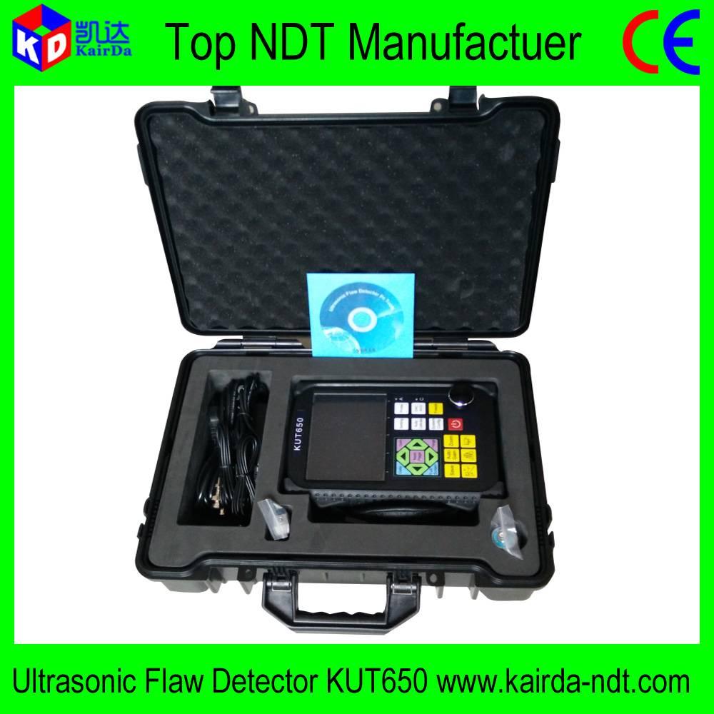 China Manufactuer Ultrasonic Flaw Detector