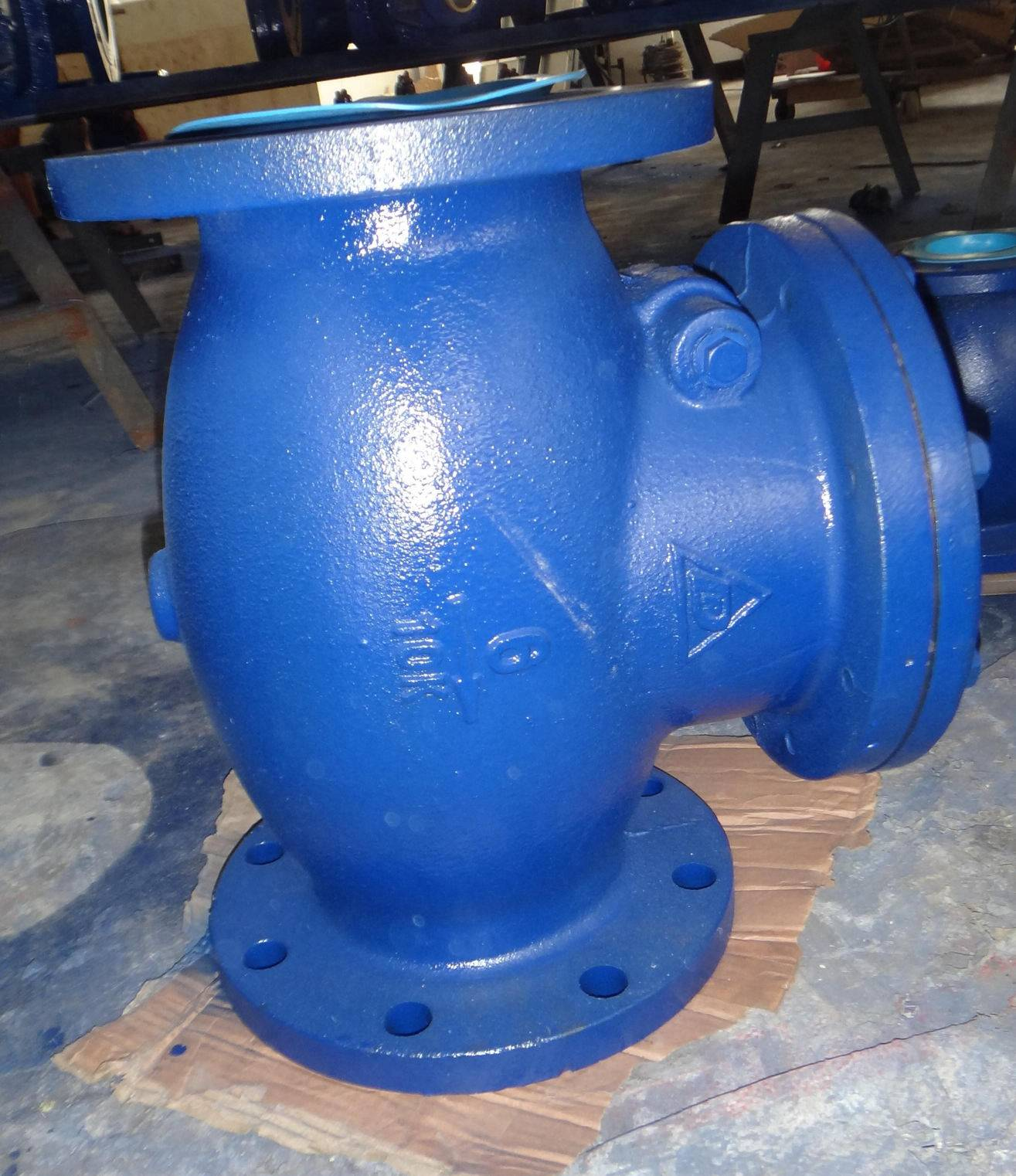 ANSI-125/150 CAST IRON SWING CHECK VALVE