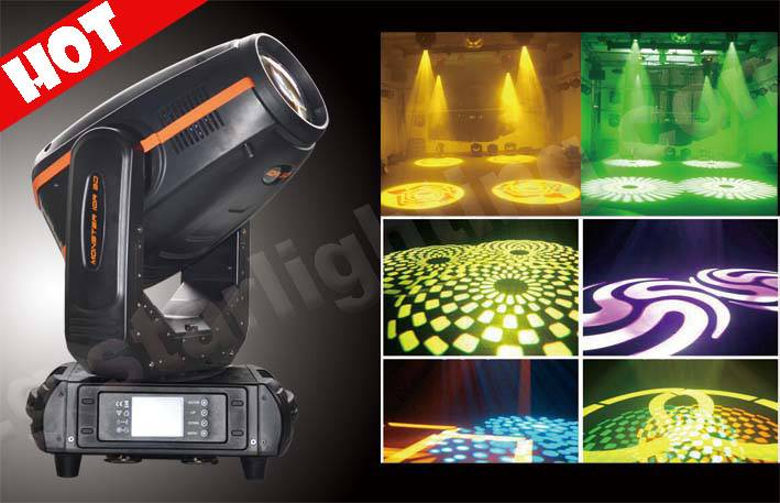 10R 280W Beam moving head light/ washer light/ spot light