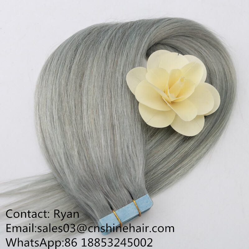 Tape hair extension hair weft human hair wigs