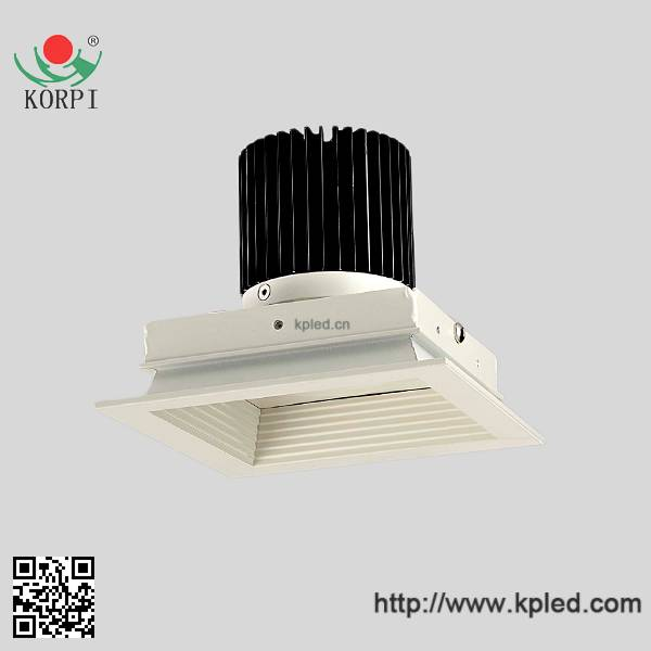 hot selling for commercial led Grille Lamps