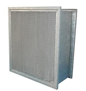 HEPA filter furnace filter