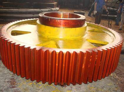Hanwei Machinery Manufacturing Spur Gears Customized