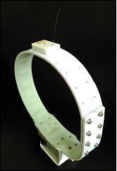 GPS/Iridium collar tracker GI TC01