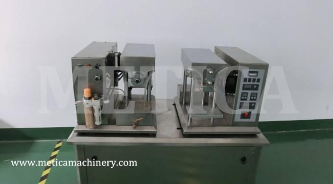 Semi Automatic Plastic and Composite Soft Tube Sealing Machine