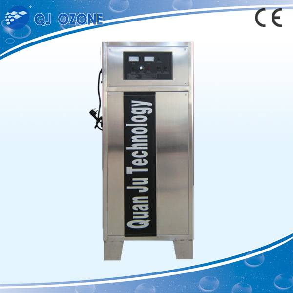 400G industrial ozone generator for water treatment price