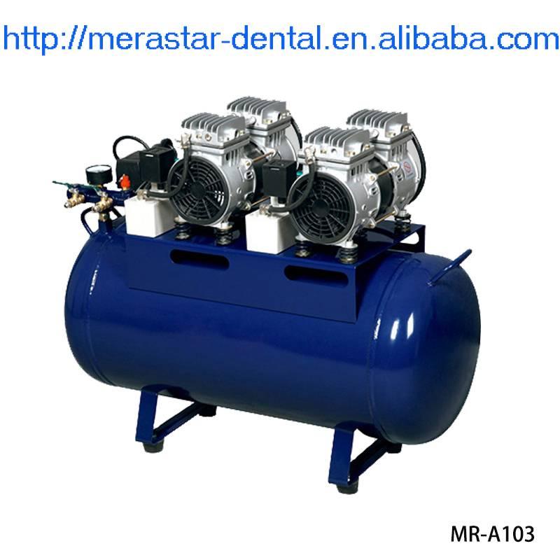 MR-A103 frequency 1100W dental equipment air compressor pump