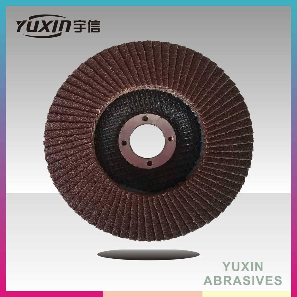 Corundum Abrasive Tool Flap Disc