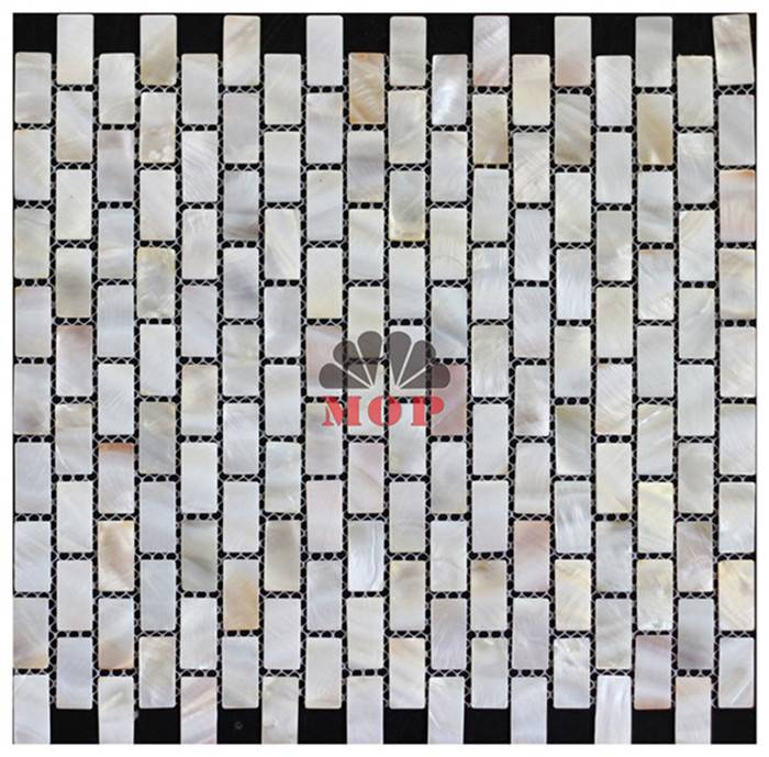 background wall mother of pearl mosaic tile