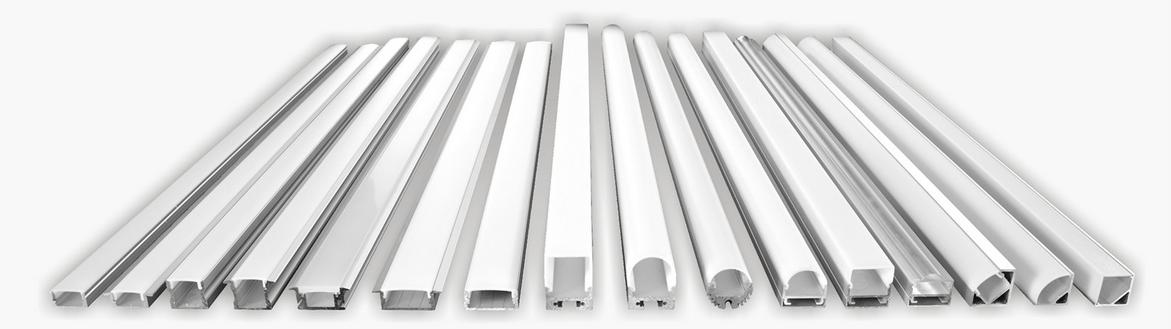 slim Aluminum LED profile