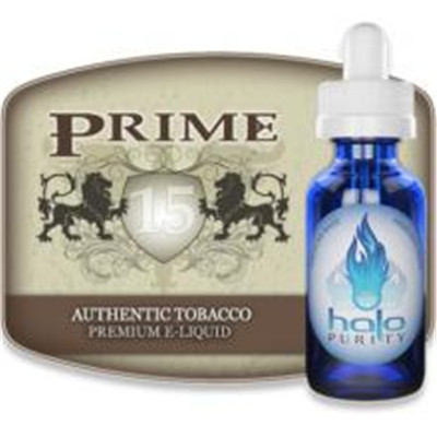 Holo Wholesales E Juice Prime 15 Flue-Cured Tobacco And Tobacco Flavor 30Ml Bottle 0/3/6Mg Juice
